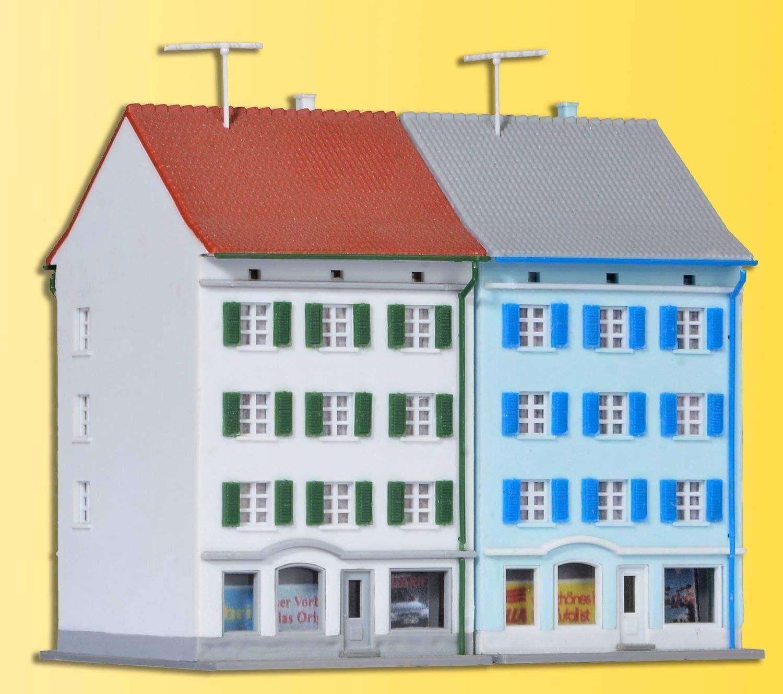 Kibri Z Scale City Houses 2/