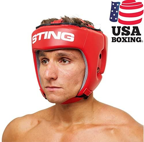 STING AIBA Approved Competition MMA/Boxing Headguard