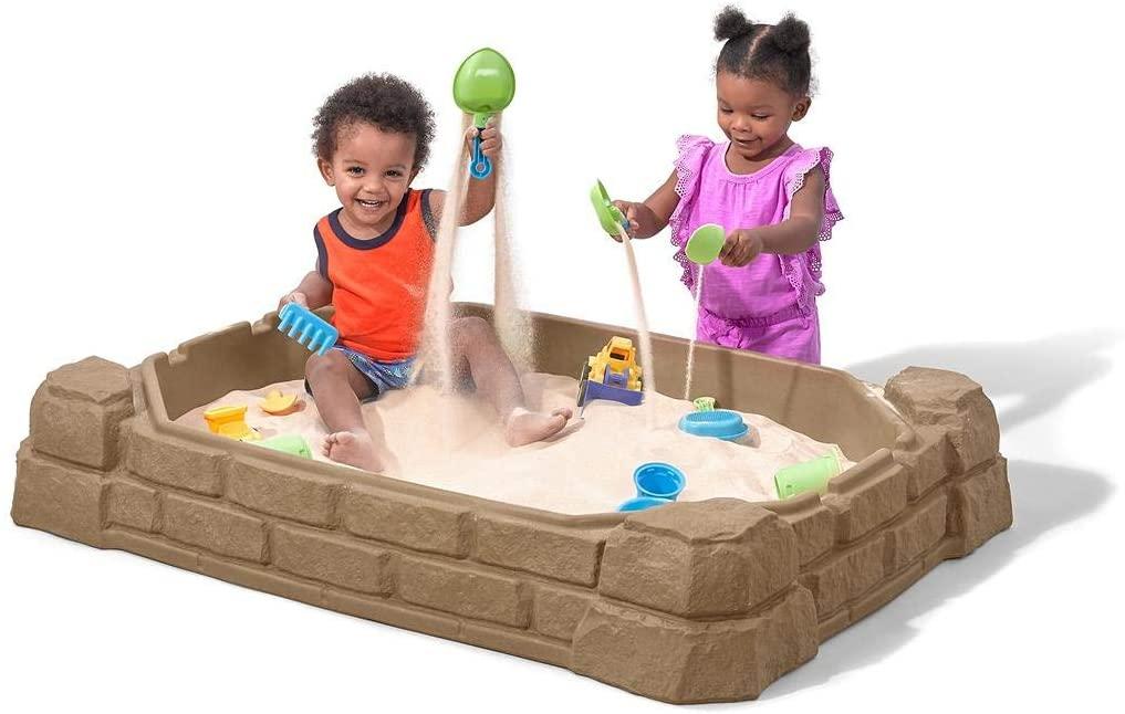 Evaxo Naturally Playful Sandbox