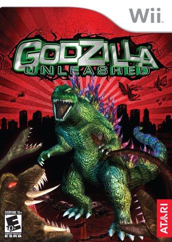 Godzilla Unleashed - Nintendo Wii