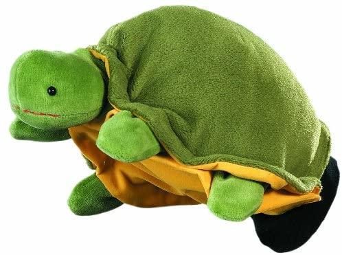 Hape Beleduc Turtle Kid's Glove Hand Puppet