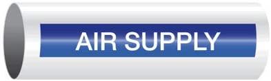 OPTICODE BLU/WHT AIR SUPPLY 8LG