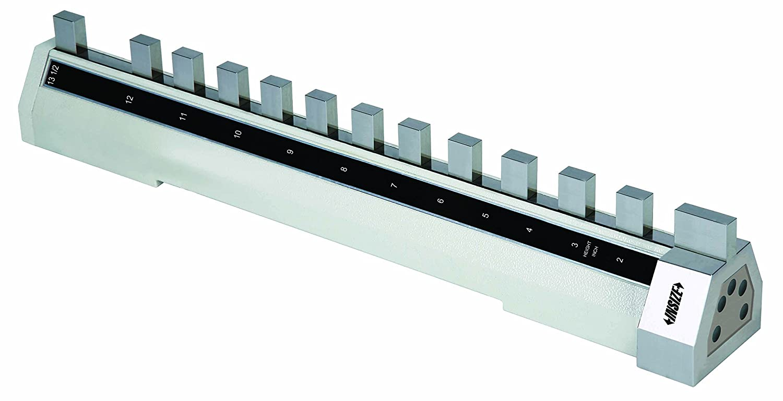 INSIZE 6884-E12 Caliper/Height Gage Checker, 0-12