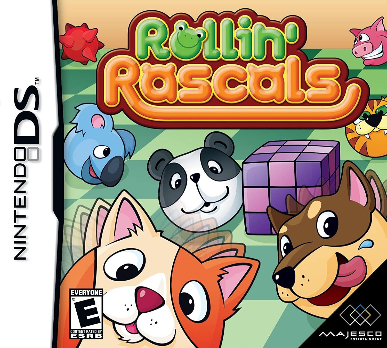 Rollin' Rascals - Nintendo DS