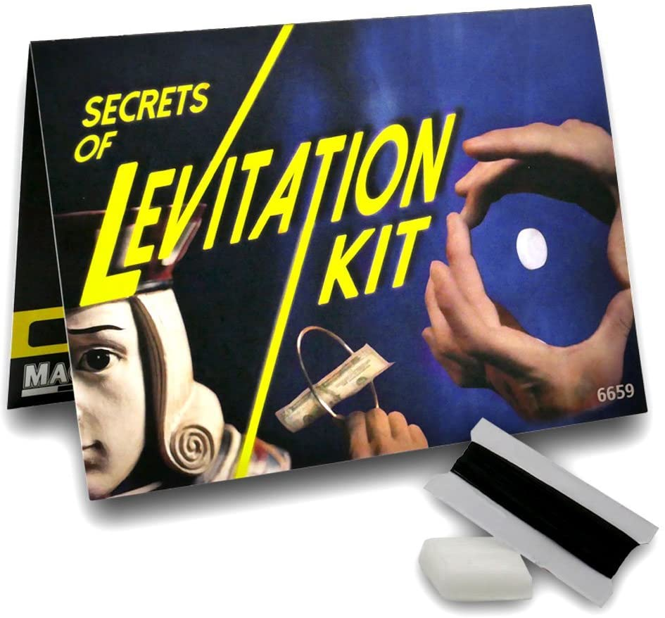 Magic Makers Secrets with Invisible Thread Kit