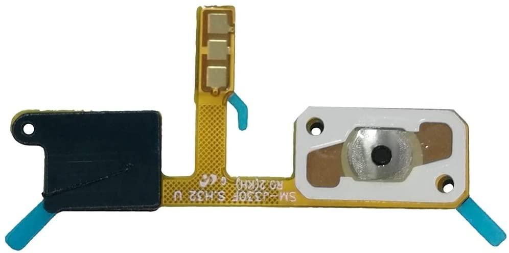 DLYHMC AHMC AYSMG Home Button Flex Cable for Galaxy J3 (2017), J3 Pro (2017), J330F/DS, J330G/DS