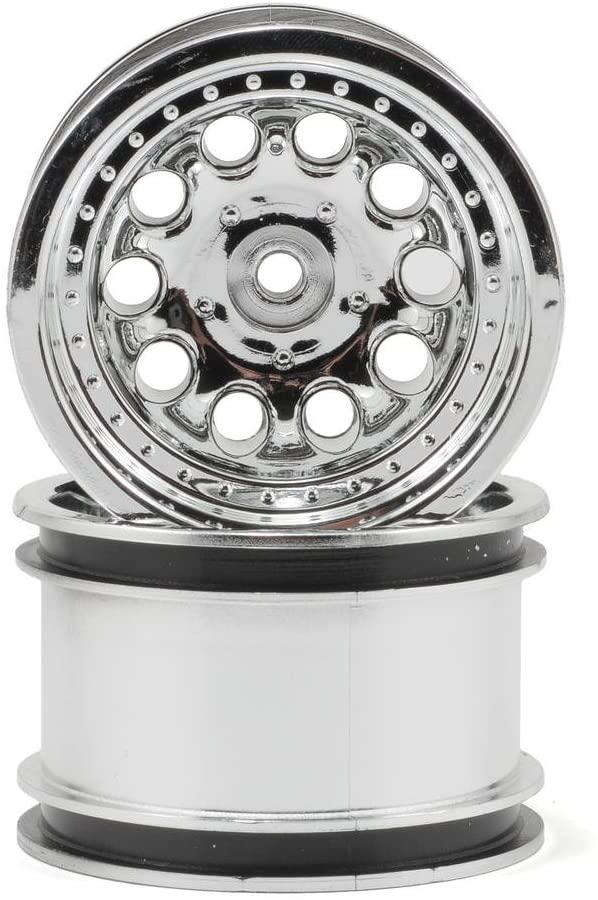 RPM Revolver 2.2 Wide Wheelbase Wheels, Chrome