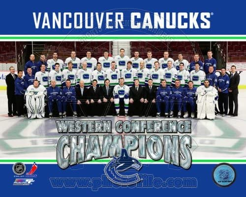 Vancouver Canucks 8x10 Photo AANT195