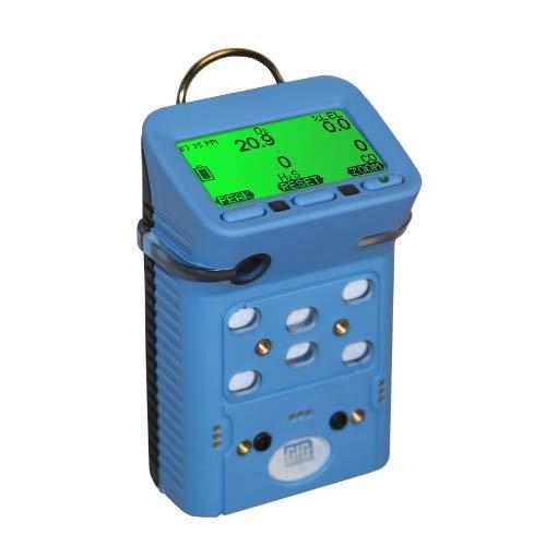 GfG Instrumentation G460-1103120010 Portable O2, cc LEL, COSH, Cl2 Detector, Alkaline