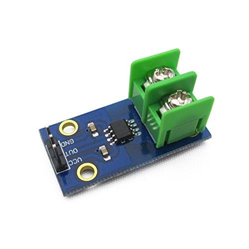 1 Piece Current Sensor Module ACS712ELCTR-20A Current Sensing Module Current Sensor