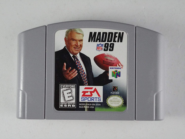 Madden 99 Football (Renewed)