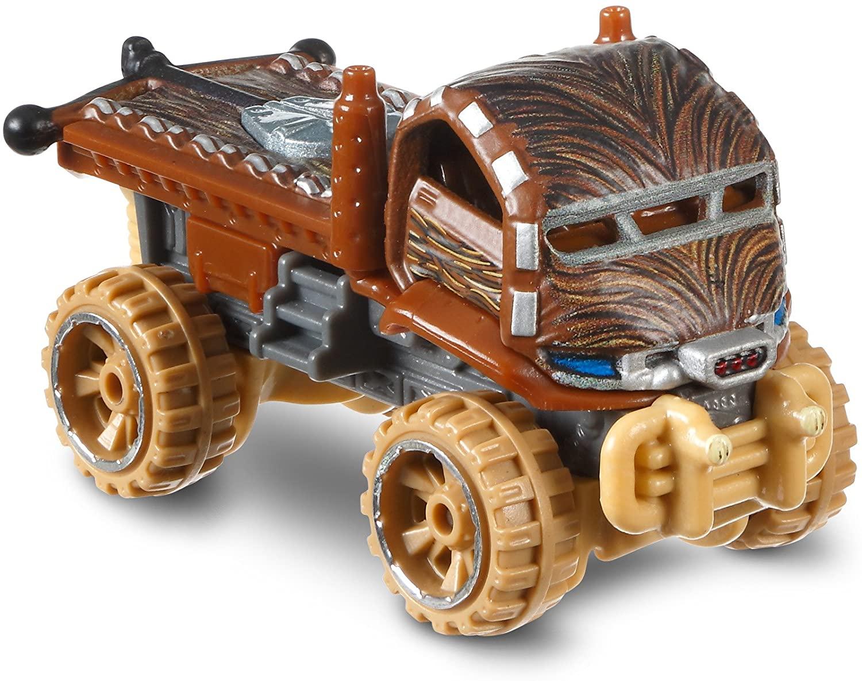 Hot Wheels Star Wars Chewbacca, vehicle