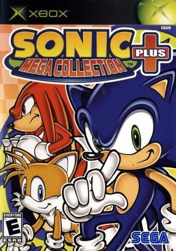 Sonic Mega Collection Plus - Xbox (Renewed)