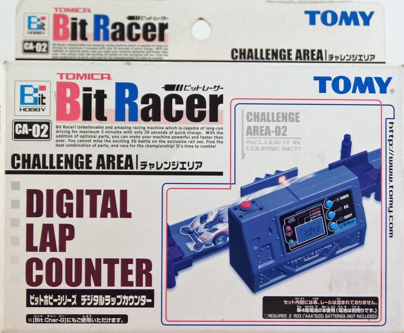 TOMICA Bit Char-G: Digital Lap Counter CA-02