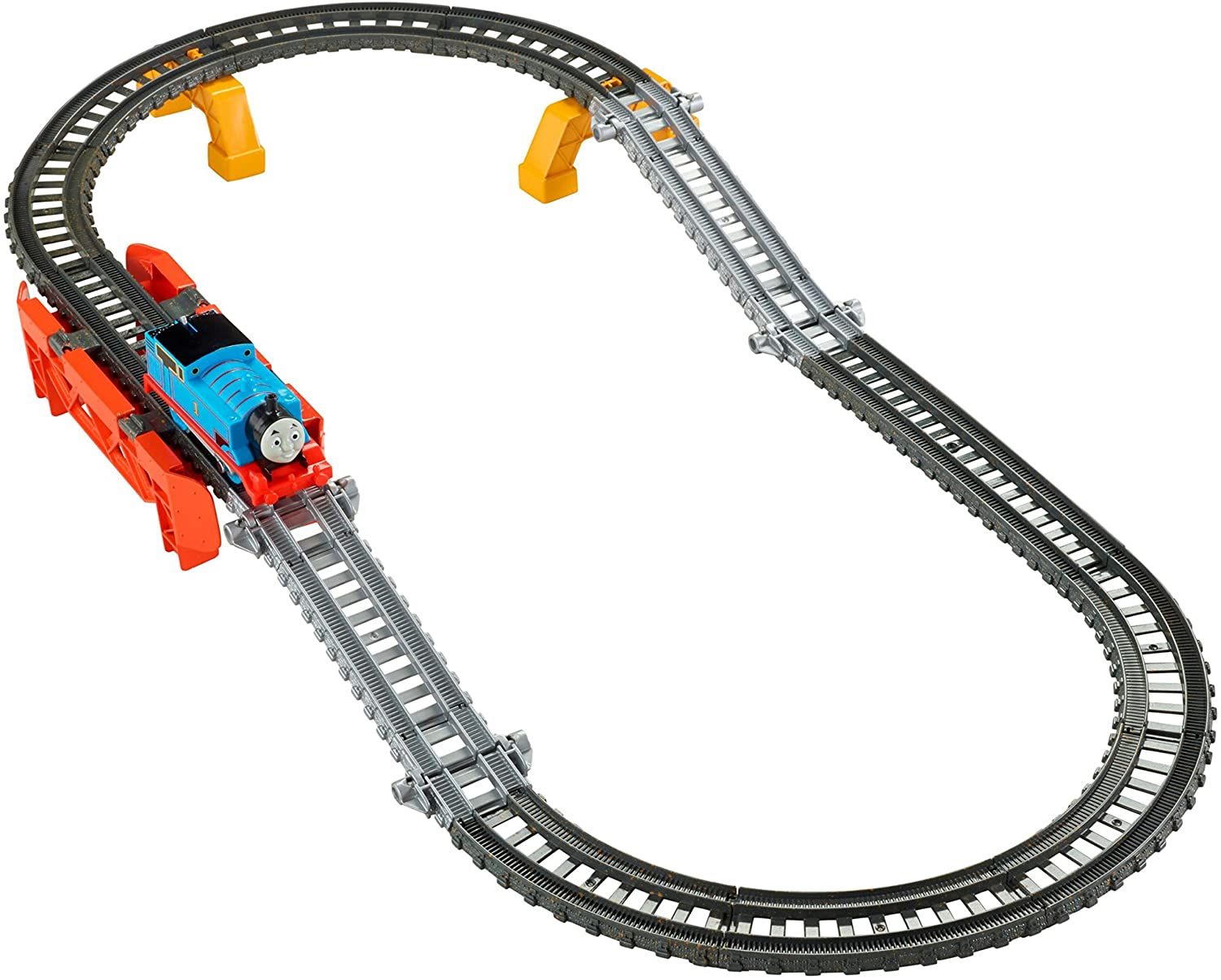 Fisher-Price Thomas & Friends TrackMaster, 2-in-1 Track Builder Set