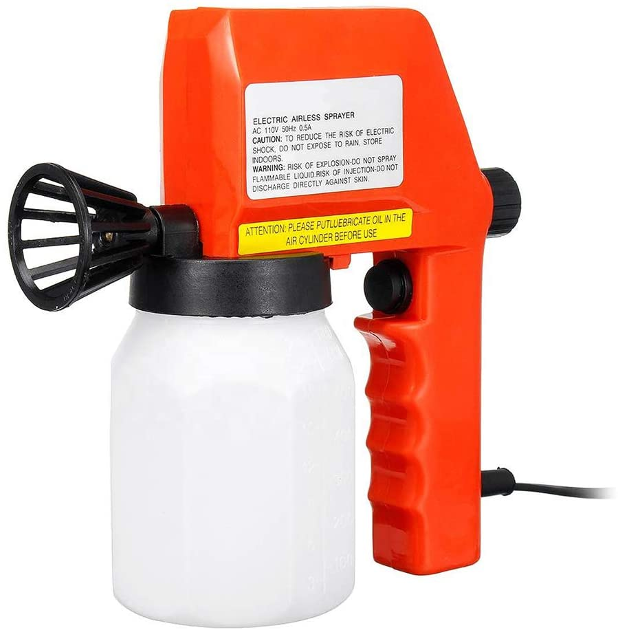 YPSM Large Capacity Electric Sprayer,DIY Alcohol Sprayer,Handheld Sterilization Fogger Machine,Paint Spray Gun,Disinfection Machine for House A 2pcs