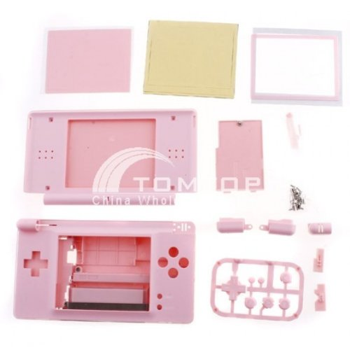 NDSL Console shell Replacement for Nintend DS Lite Pink by AHMET