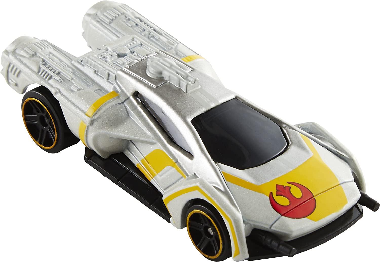 Hot Wheels Star Wars Y-wing Fighter, vehicle