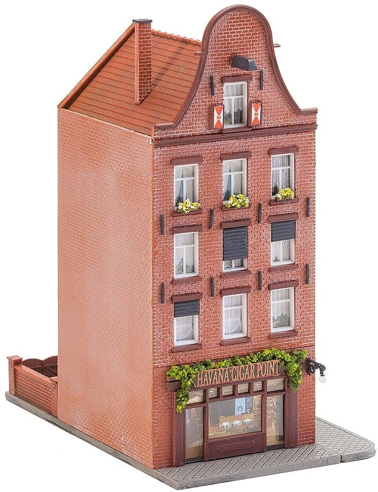 Faller 232335 Old Town House/Cigar Shop N Scale Building Kit