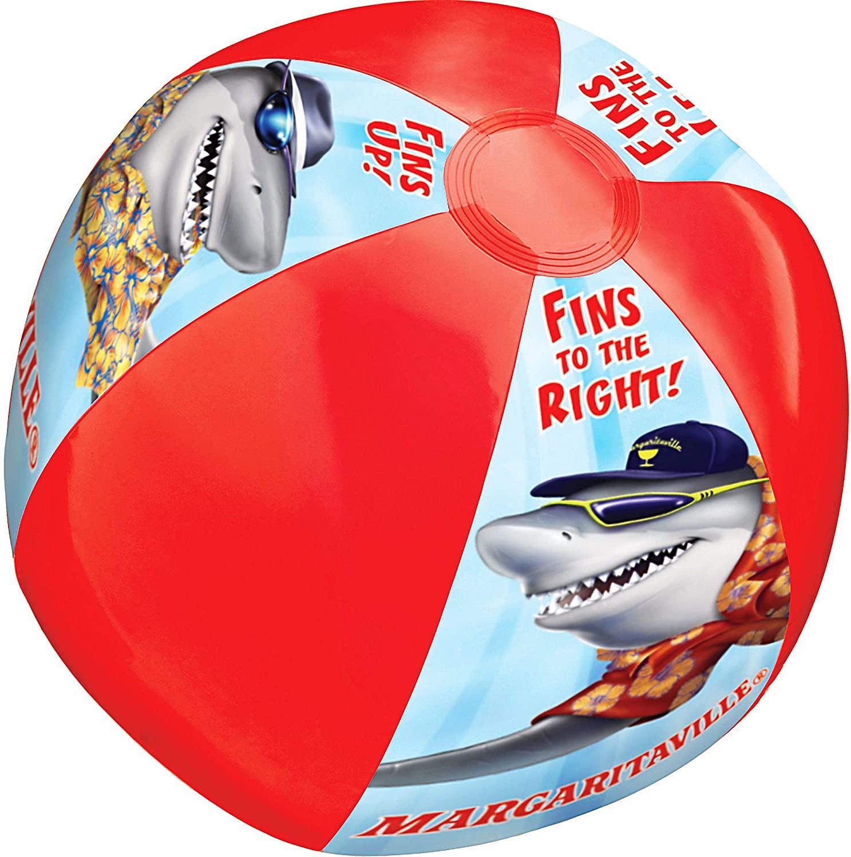 amscan 3900064 Margaritaville Inflatable Beach Ball