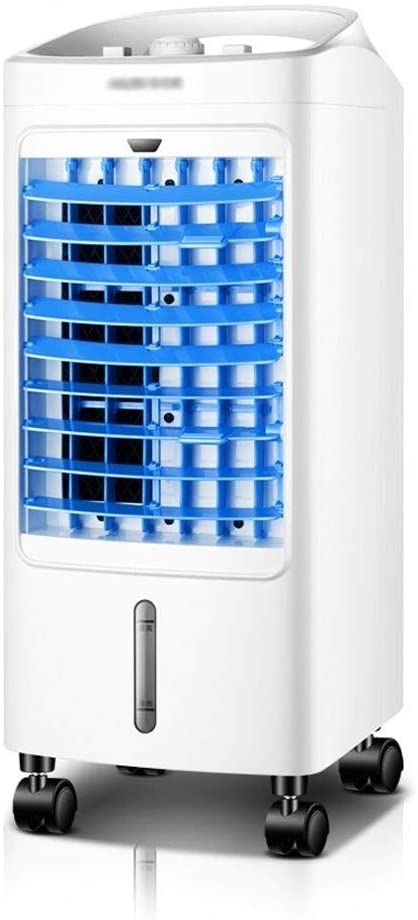 CHENGXI Eco-Friendly Portable Air Conditioner and Humidifier Safe Portable Air Cooler Mobile Personal Air Cooler Has Good Filtering Effect (Size : B-Mechanical)