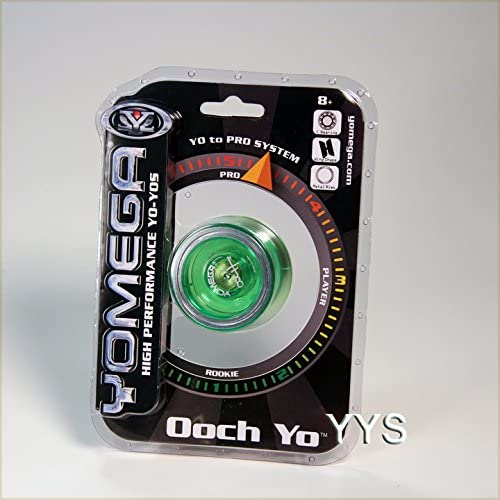 Yomega Ooch Nonresponsive Yo-Yo (Green)