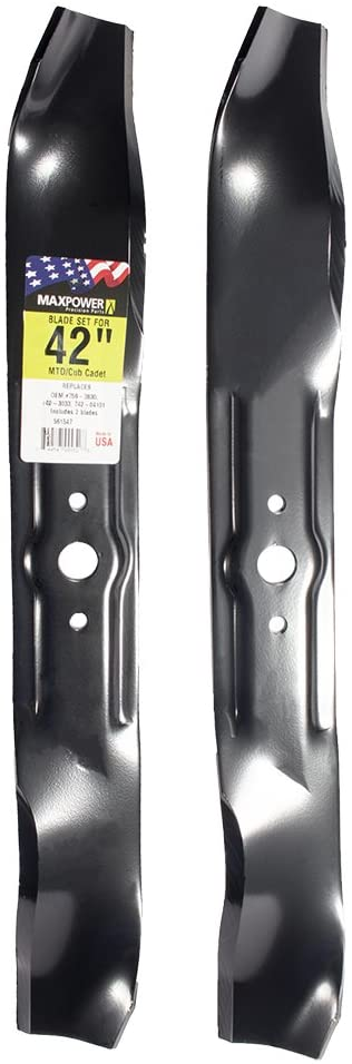 Maxpower 561547B 2-Blade Set for 42