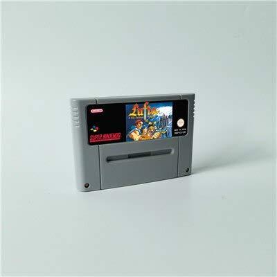 Game cartridge Lufia Fortress of Doom 1 - RPG Game Cartridge EUR Version game classic , game NES , Super game , game 16 bit