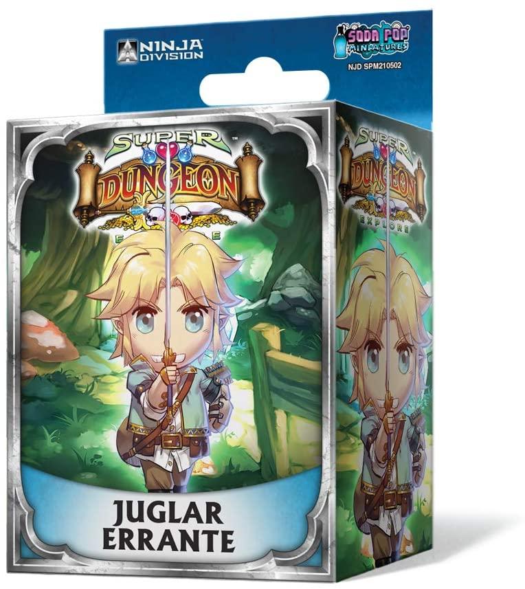 Edge Entertainment Super Dungeon Explorer: Juglar errante - Spanish EDGND19