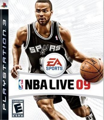 NBA LIVE 09-NLA
