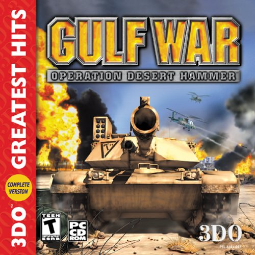 Gulf War (Jewel Case) - PC