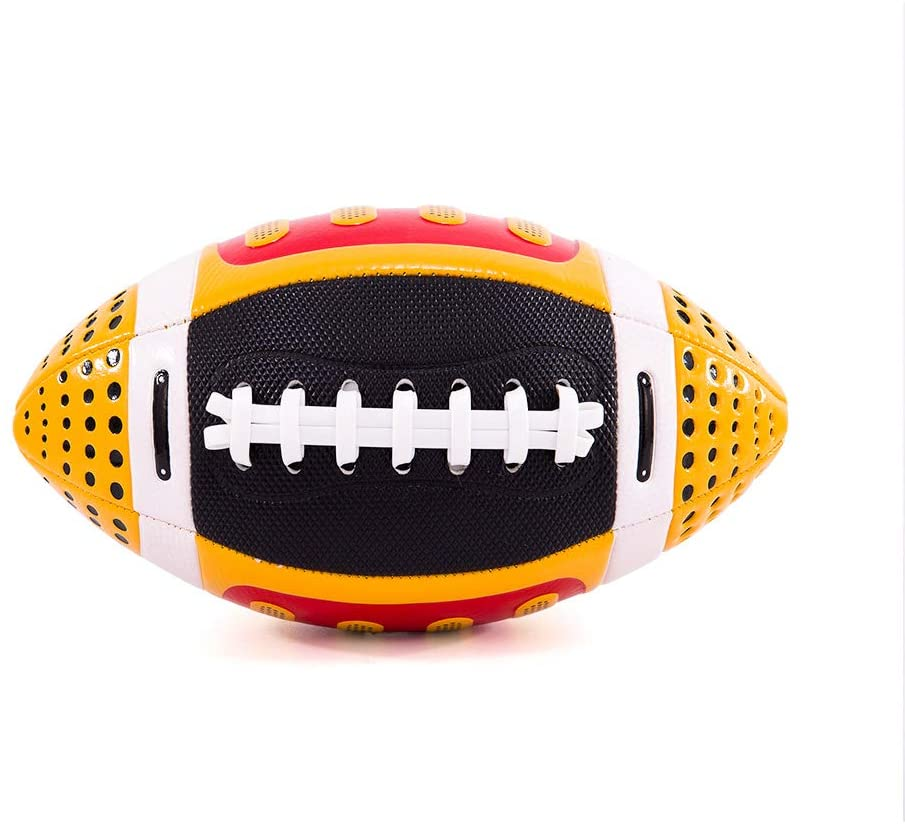 Rubber Junior Football,Sports Balls for Kids,Waterproof Football,8.5-Inch Water Sport and Swimming Pool Football,Beach Game