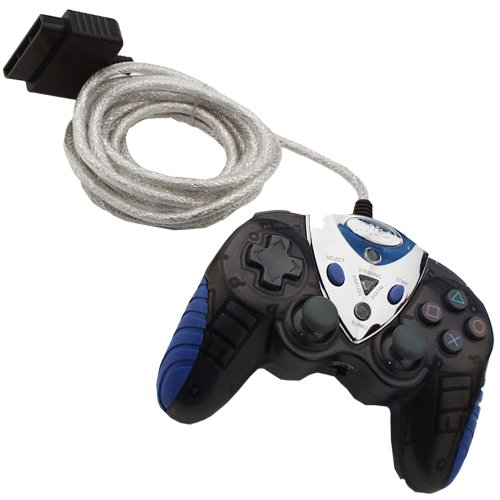 PS2 Mini Controller - Smoke