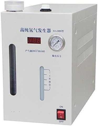 YUCHENGTECH High Purity Hydrogen Gas Generator Maker H2: 0-300Ml /Min H2 Making Machine (220V)