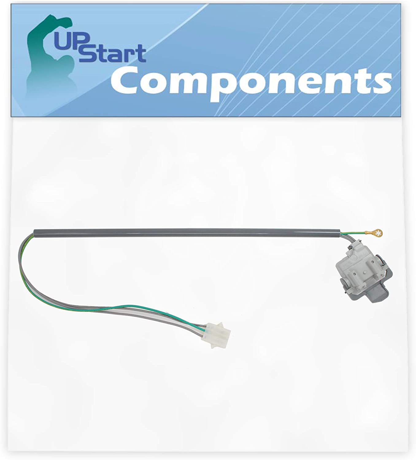 285671 Washer Lid Switch Replacement for Whirlpool LA5381XXW1 Washing Machine - Compatible with 3352630 Lid Switch - UpStart Components Brand