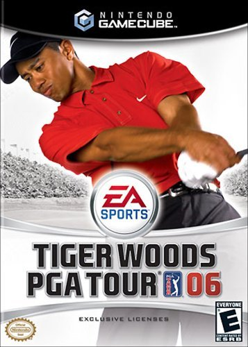 Tiger Woods PGA Tour 06 - Gamecube (Renewed)