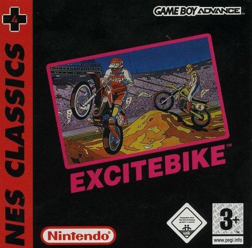 Excitebike: Classic NES Series