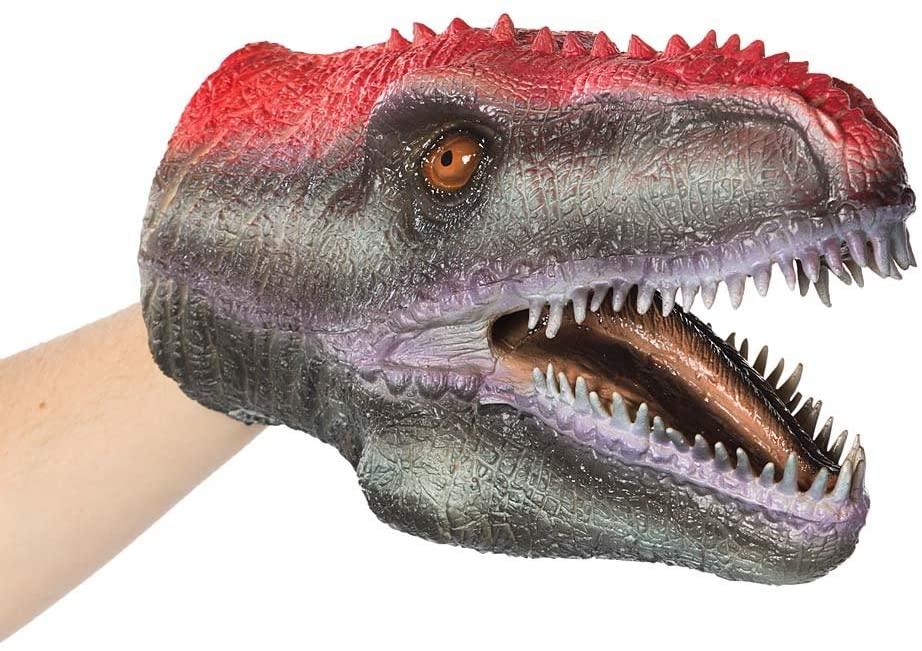 HearthSong Dino Hand Puppet - T-Rex