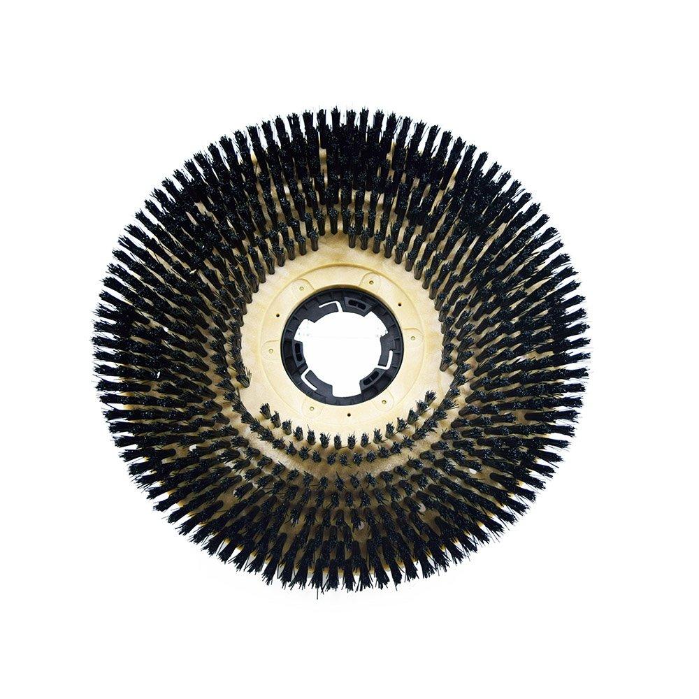 """Malish 812913NP 13"""" Tuff-Block Carpet Scrub Brush"""