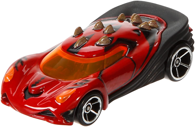 Hot Wheels Star Wars Darth Maul Vehicle