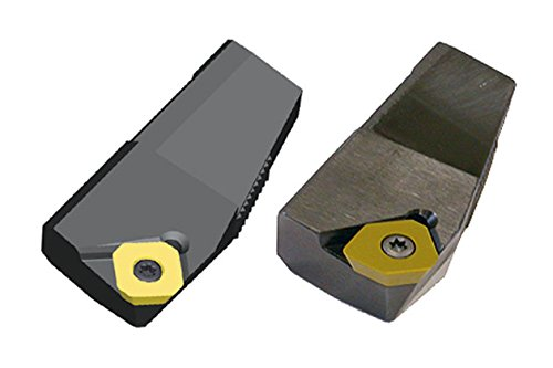 Ceratizit 353661 Cassette for Face Milling Cutter, 45 Degree Cartridge, 270-09 Assembled Cutter, Tool Steel, 3 mm-10 mm Diameter