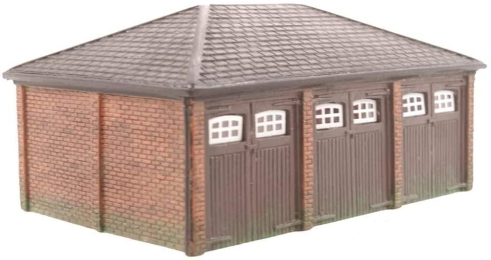 Hornby R9812 Triple Garage