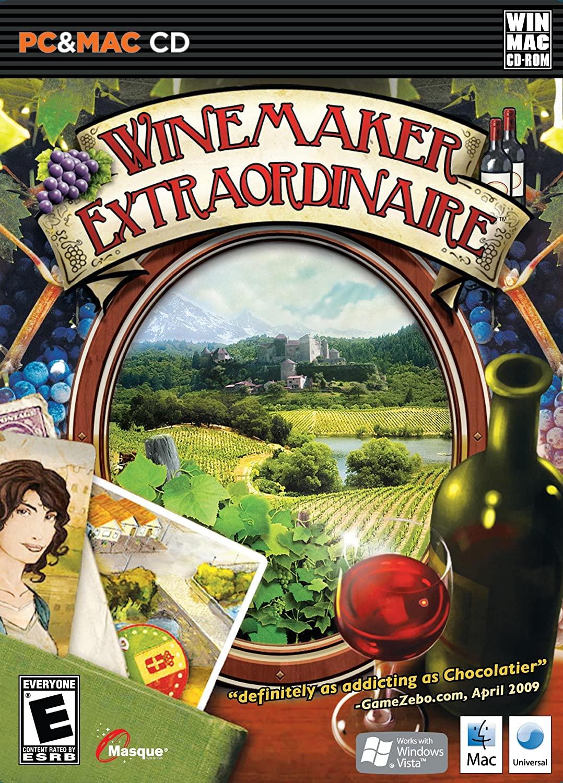 Winemaker Extraordinaire - PC/Mac