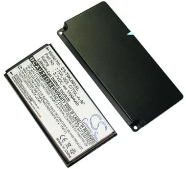 Battery2go - 1 year warranty - 3.7V Battery For Ninetendo Dsi, C/TWL-A-BP, NDSiL, DSiL, TWL-003, NDSi