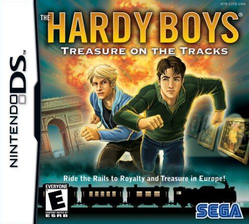 The Hardy Boys Treasure on the Tracks - Nintendo DS