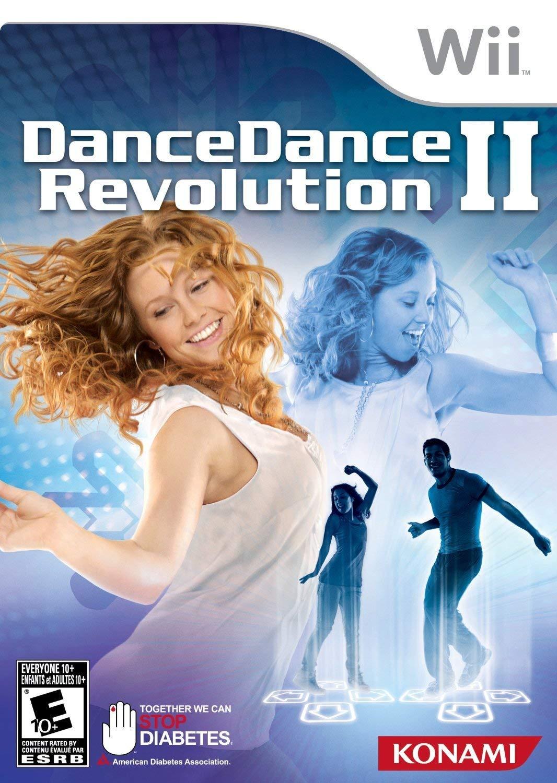 DanceDanceRevolution II - Nintendo Wii (Renewed)