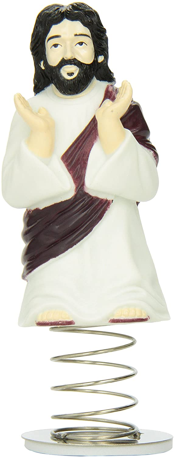 Accoutrements Dashboard Jesus