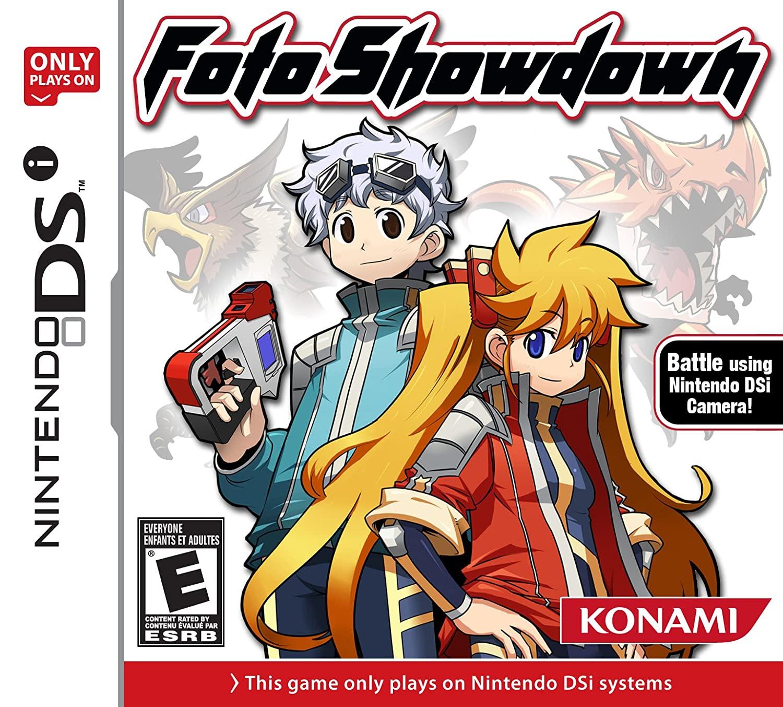 Foto Showdown - Nintendo DS