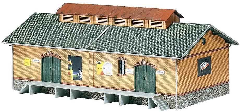 Faller 120247 Goods Shed HO Scale Building Kit