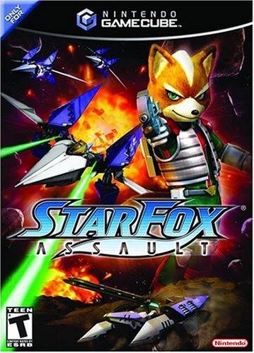 Star Fox Assault